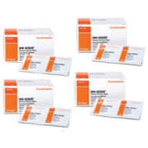 Smith And Nephew Uni-Solve Adhesive Remover Wipes 50ct 4Box Deal - $27.99