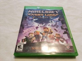 Minecraft Story Mode A Telltale Game Series Video Game Xbox One - $19.70
