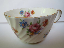 AYNSLEY BONE CHINA - MADE IN ENGLAND - TEACUP (ONLY) - $12.00
