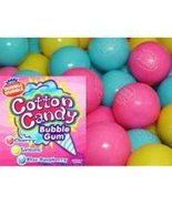 Cotton Candy 1 Inch Gumballs, 2LBS - $12.33