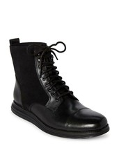 New in Box - $300 COLE HAAN O.Original Grand Black Cap Toe Boot II Size 11 - $119.99