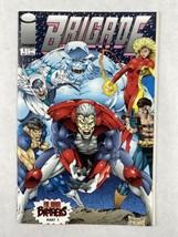 Brigade Vol 2 No 1 May 1993 Image Fold Out Cover - $5.89