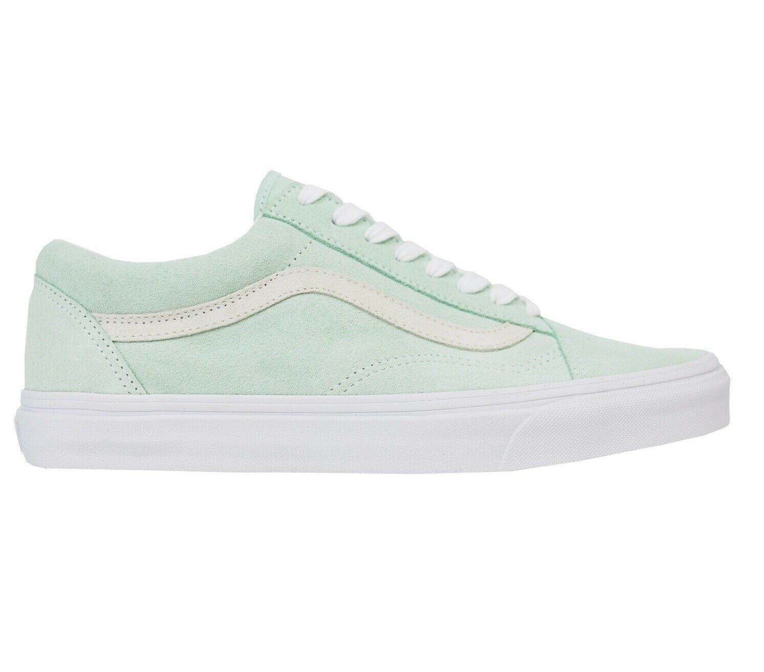 VANS Old Skool (Pastel) Pastel Suede Bay Skate Shoes Mens Size 9.5