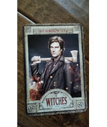 2014 SDCC EXCLUSIVE WITCHES OF EAST END KILLAIN GARDINER DI TOMASSO PROM... - $26.72