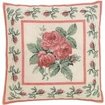 Thea Gouveneur Cross Stitch Kit - Rose Bouquet, Kit #TG2034A - $53.14