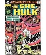The Savage She-Hulk Comic Book #5 Marvel Comics 1980 NEAR MINT UNREAD - $19.27