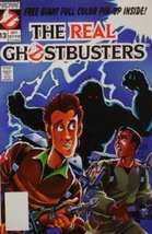 Real Ghostbusters, The (Vol. 1), Edition# 13 [Comic] Van Hise, James and Tobias, - $5.79