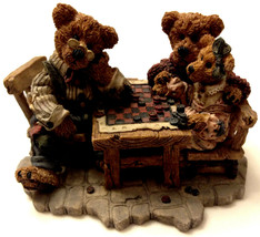 Boyds Bears 2281, Grenville with Matthew & Bailey..Sunday Afternoon  1st... - $23.95