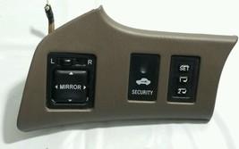 99- 03 Lexus RX300 Mirror Control Seat Memory Security Switch Oem. - $53.99