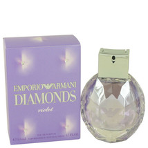 Emporio Armani Diamonds Violet by Giorgio Armani Eau De Parfum Spray for Women - $60.99+