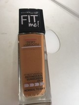 Maybelline Fit Me! Matte Poreless Foundation, # 355 Coconut - $7.91