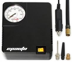 EPAuto 12V DC Auto Portable Air Compressor Pump/Tire Inflator For Sedan SUV - $40.12