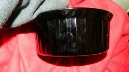 CORNING WARE FRENCH BLACK CASSEROLE DISH F-5-B ROUND 1.6 LITER FREE USA ... - $30.84