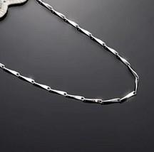 New Arrival Necklaces 2016 Necklace Chain Men/Women Long Size 40cm 45cm ... - $9.65