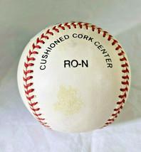 YOGI BERRA / MLB HALL OF FAME / AUTOGRAPHED OFFICIAL N.L. BASEBALL / JSA COA image 4