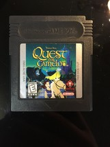 Quest for Camelot Nintendo Game Boy Color plays in Advance SP System - $2.45