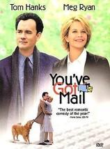 YOU'VE GOT MAIL DVD MEG RYAN TOM HANKS RARE - $7.95