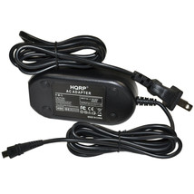 HQRP AC Power Adapter Charger for Canon Vixia HF M50, HF M52, HF M500 - $20.95