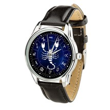 Scorpio constellation zodiac Wristwatch Men Women watch Birthday Christm... - $39.99