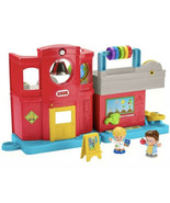 Fisher-Little People Friendly School Interactive Playset with Music & So... - $33.65