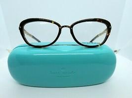 Kate Spade Maribeth (CU8) Tortoise / Gold 52 x 17 135 mm Eyeglass Frames - $89.05