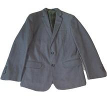 Boy's Size 10 Calvin Klein Dark Gray Suit Suiting Jacket Blazer Sport Co... - $35.00