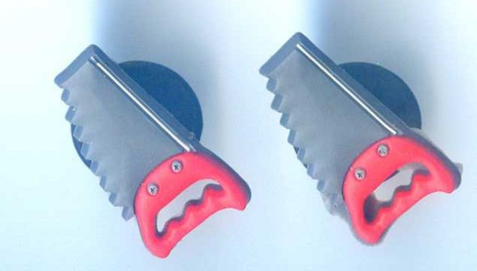 CROCS SHOE CLOGS CHARMS DIY Tool Handsaw Red Handle 1 Pair 2pc