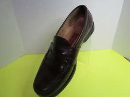 Cole Haan Brown Leather Penny Loafers Slip On Shoes Mens  Size 11.5 D #445 - $32.00
