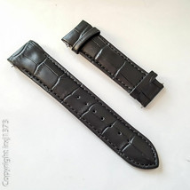 Leather strap Watchband Tissot T035407A T035428A T035410A 22mm without c... - $48.51