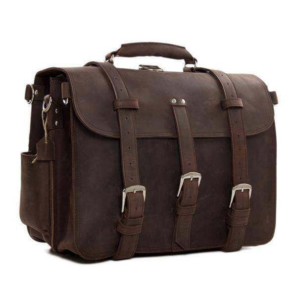 On Sale, Multi-Purpose Leather Travel Bag, Duffel Bag, Leather Backpack