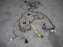 2012 HYUNDAI ACCENT REAR BODY FLOOR WIRING HARNESS 91560-1R020 OEM image 1