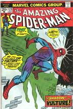 the Amazing Spider-Man Comic Book #128 Marvel Comics 1974 FINE+ - $25.05