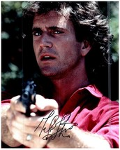 MEL GIBSON  Authentic Autographed Signed Photo w/COA   - $165.00