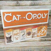 Cat-Opoly Board Game Late for the Sky 2-6 Players Ages 8+ - $24.75