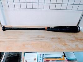 Nike Aero Fuse Speedlink 31/22 Senior League Baseball Bat Youth Black Mec-35 - $24.99