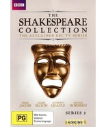 The Shakespeare Collection Series 2 DVD | BBC | Region 4 - $55.40