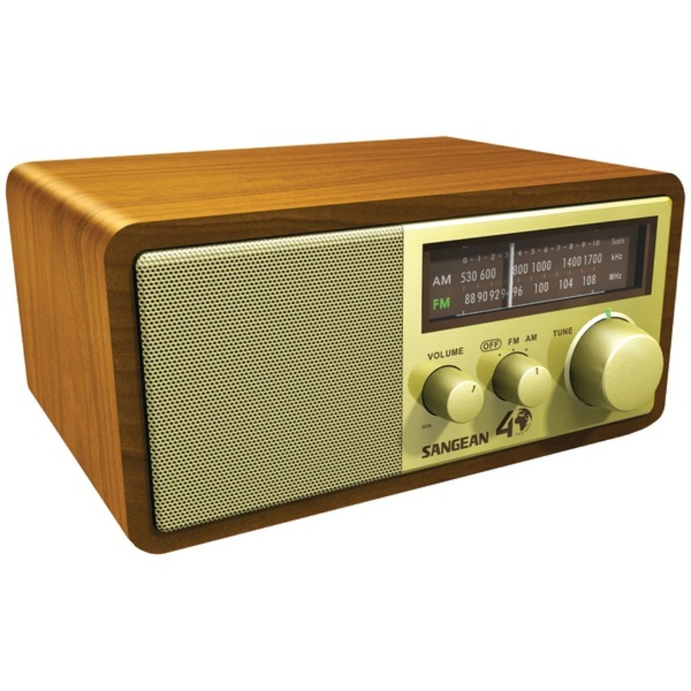 Primary image for Sangean WR11SE 40th Anniversary Edition Hi-Fi Tabletop Radio