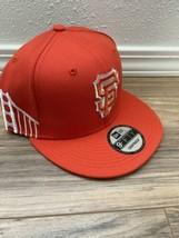 San Francisco Giants CITY CONNECT Snapback 950 Hat New Era 9FIFTY HOT  - $69.95