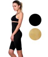 Prima Valentina Women's Seamless Body Shapewear High Waist Long Shorts 7... - $15.99