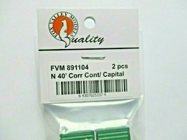 Fox Valley Models # FVM 891104 Capital 40' Corrugated Container 2/Pack N-Scale image 2