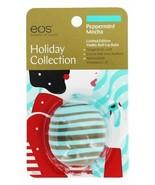 EOS Smooth Lip Balm Sphere Lemon Drop SPF15 Vitamin E Shea Butter Natura... - $9.99