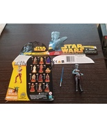 Star Wars Revenge of the Sith Aayla Secura Figure - $6.00