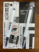 2 COVERGIRL Katy Kat White Eye Liner KP01 Kitty Whispurr - $11.87
