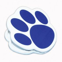 Ashley Productions Magnet Clips Blue Paw - $2.99