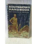 1966 FIFTH EDITION SCOUTMASTER HANDBOOK  - $4.95