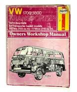 1972-1979 VW Transporter 1700 1800 2000 Haynes Repair Service Shop Manua... - $11.95