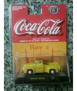 M2 Machines Coca Cola Release YR02: 1/64 1956 Ford F-100 Truck - $19.79