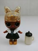 LOL Surprise Doll Winter Disco Glitter Globe Prezzie With Accessories - $10.69