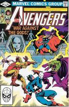 The Avengers Comic Book #220, Marvel Comics 1982 NEAR MINT NEW UNREAD - $9.74