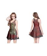 Rare New Marilyn Manson Red Reversible Dress - $21.99+
